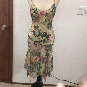Sue Wong mid length dress
